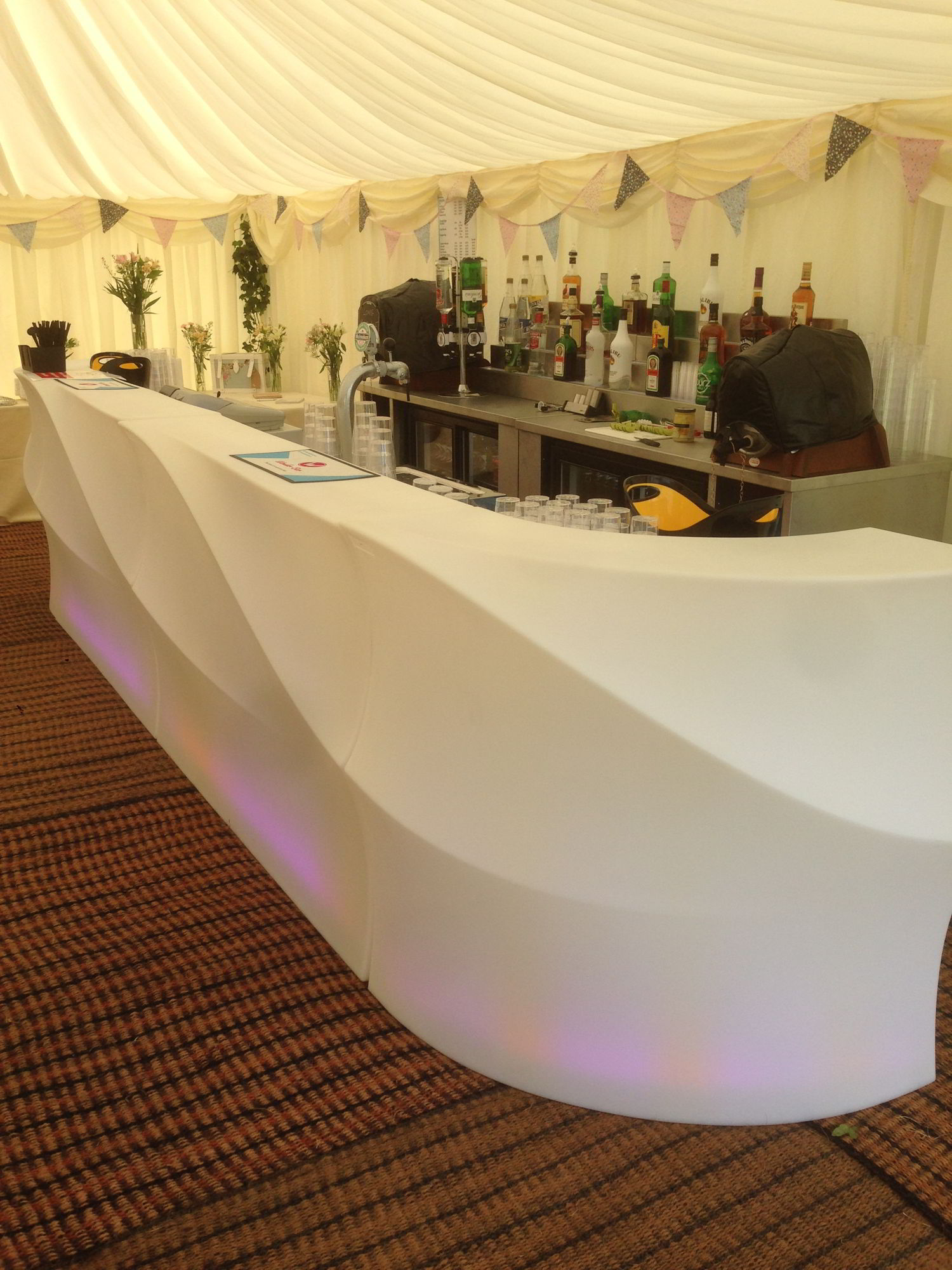 Wedding Day bar