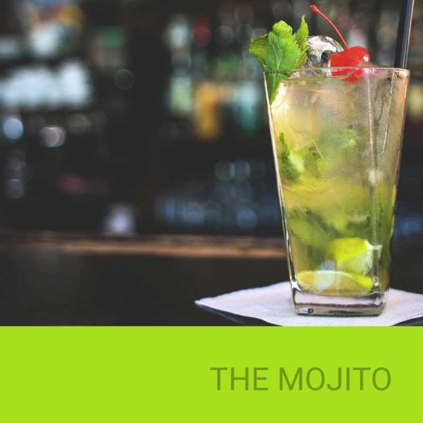 The Mojito bar hire package